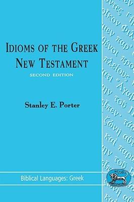 Idioms of the Greek New Testament (ePUB)