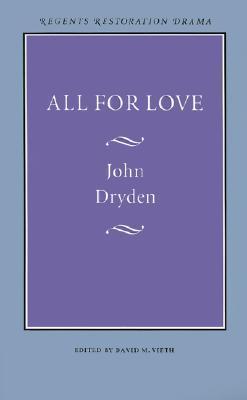 all for love john dryden summary