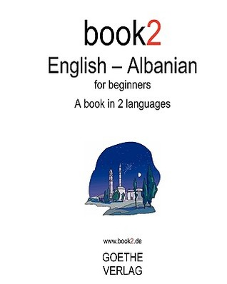 Book2 English - Albanian for Beginners
