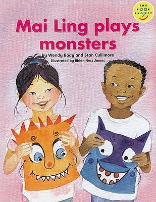 Mai Ling plays monsters