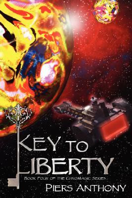 Key to Liberty (ChroMagic, #4)