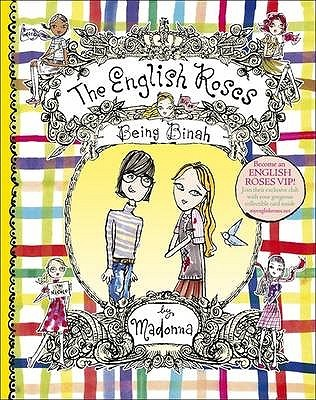The English Roses: Being Binah(The English Roses 6)