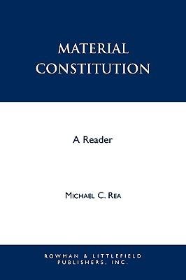 Material Constitution: A Reader (ePUB)