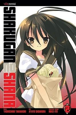 Shakugan No Shana Vol. 2 by Yashichiro Takahashi