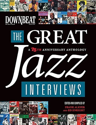 Downbeat the great jazz interviews a 75th anniversary anthology by 7450530 fandeluxe Images