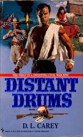 Distant Drums por Diane Carey 978-0553286205