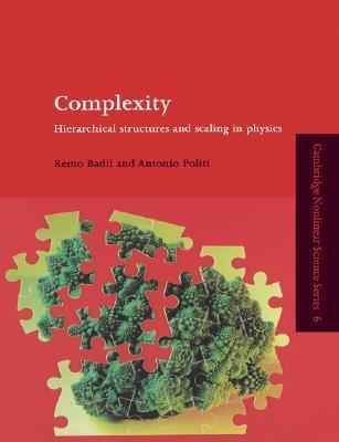 Complexity: Hierarchical Structures and Scaling in Physics Descargas de libros electrónicos para kindle