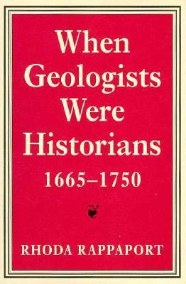 When Geologists Were Historians, 1665�1750