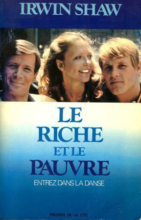 Le Riche Et Le Pauvre (Entrez Dans La Danse): Roman
