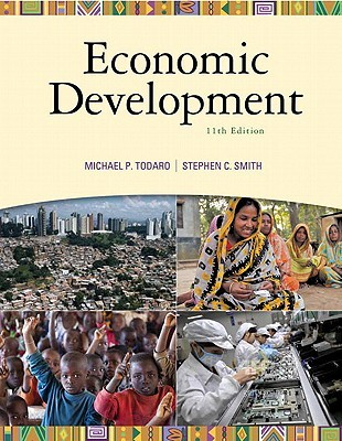 Economic Development (Pearson Series in Economics)