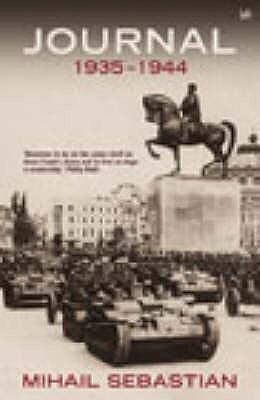 Journal 1935-1944 par Mihail Sebastian