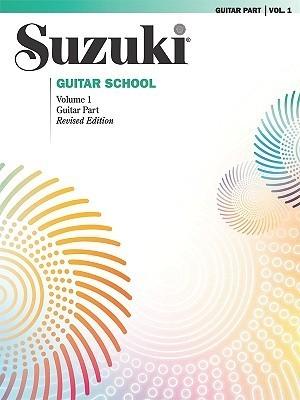 Suzuki Guitar School, Guitar vol 1 (Suzuki Guitar School