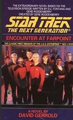 Encounter at Farpoint by David Gerrold