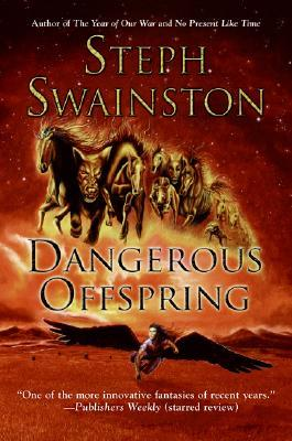 Dangerous Offspring by Steph Swainston