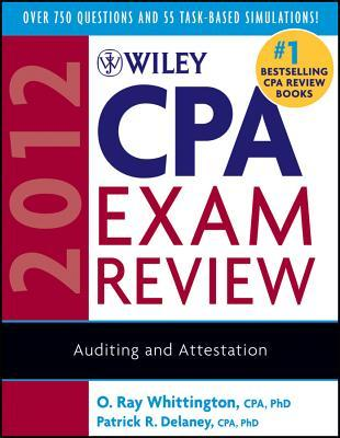 Wiley cpa exam review auditing and attestation by o ray whittington 13144105 fandeluxe Choice Image