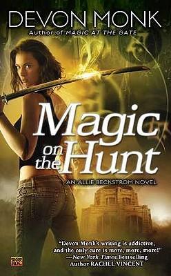 Magic on the Hunt by Devon Monk