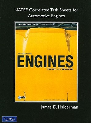 NATEF Correlated Task Sheets for Automotive Engines: Theory and Servicing