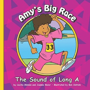 Amy's Big Race: The Sound of Long A