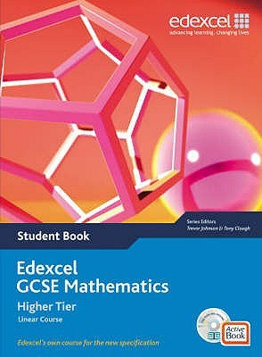 Edexcel GCSE Maths: Linear Higher Student Book and Active Book