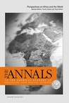 A Perspective On Africa And The World (The Annals Of The American Academy Of Political And Social Science Series)