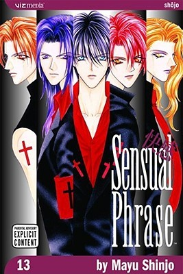Sensual Phrase, Vol. 13 by Mayu Shinjo