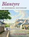 Blantyre: An Historical A-Z