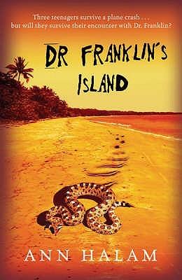 Dr Franklin's Island by Ann Halam
