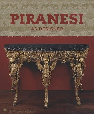 Piranesi as Designer Hc
