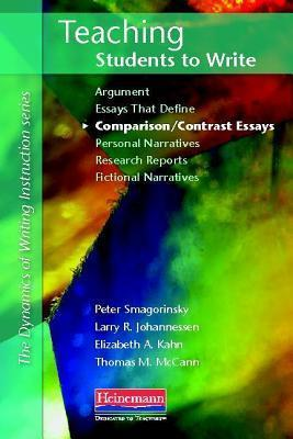 Teaching Students to Write Comparison/Contrast Essays