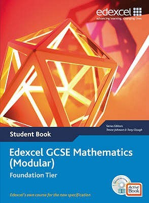 Edexcel GCSE Maths: Modular Foundation Student Book and Active Book