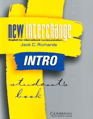 New Interchange Intro Student's Book