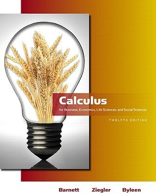 Calculus for Business, Economics, Life Sciences and Social Sciences