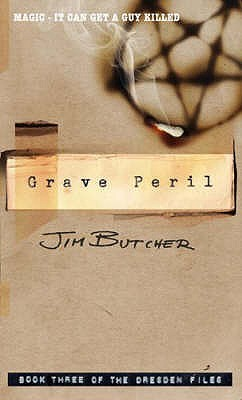 Grave Peril by Jim Butcher