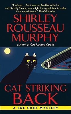 Cat Striking Back by Shirley Rousseau Murphy