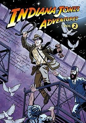 Indiana Jones Adventures, Volume 2: Curse of the Invincible Ruby