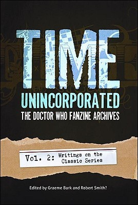 Time, Unincorporated by Graeme Burk