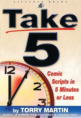 Take 5: Comic Scripts in 5 Minutes or Less