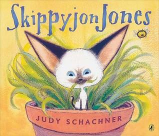 Skippyjon Jones by Judy Schachner