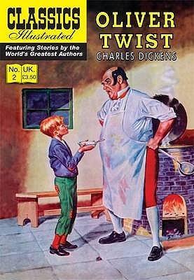 Oliver Twist (Classics Illustrated #23)
