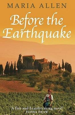 Before The Earthquake by Maria Allen