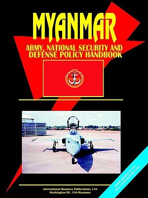 Myanmar Army, National Security and Defense Policy Handbook
