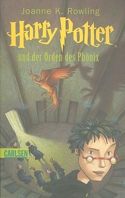 Harry Potter und der Orden des Phönix by J.K. Rowling