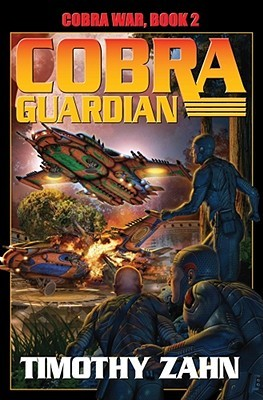 Book Review: Timothy Zahn's Cobra Guardian