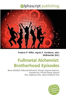 Fullmetal Alchemist: Brotherhood Episodes