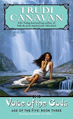 Voice of the Gods (Age of the Five #3)