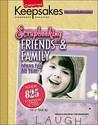 Creating Keepsakes Scrapbooking Friends & Family (Leisure Arts, No. 15930) (Creating Keepsakes: A Treasury of Favorites)