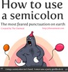 How To Use A Semicolon