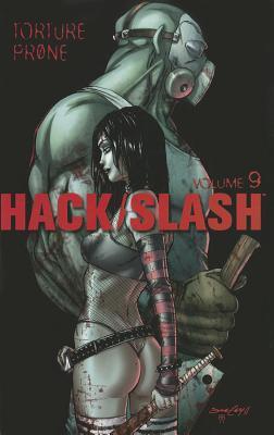 Hack Slash Volume 9: Torture Prone TP