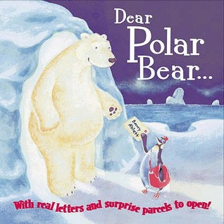 Dear Polar Bear by Barry Ablett