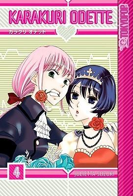 Karakuri Odette, Volume 4 by Julietta Suzuki